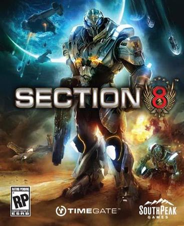 Section 8 (2009/RUS/ENG/RePack)